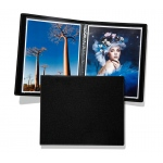 "Prat Paris Start 3 Presentation Book Size: 11"" x 8.5"" (Landscape)"