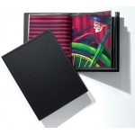 "Prat Paris Slimbook 135 Presentation Book Size: 11"" x 8.5"""