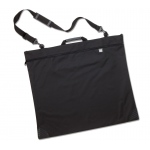 "Prat Paris Start SF2 Soft Side Portfolio Case Size: 22"" x 17"" - Black"