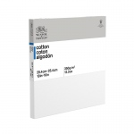 "Winsor & Newton™  Cotton Canvas 10"" x 10"": White/Ivory, Panel/Board, Cotton, 10"" x 10"", Acrylic, Oil, (model 6201001), price per each"