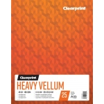 "Clearprint® Heavy Vellum 11"" x 14"": 25 Sheets, 11"" x 14"", (model C26321511311), price per each"
