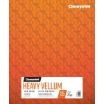 "Clearprint® Heavy Vellum 14"" x 17"": 25 Sheets, 14"" x 17"""