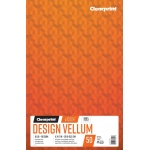 "Clearprint® 1000H® Design Vellum 11"" x 17"": Book, 4"" x 4"", 50 Sheets, 4"" x 6"", (model C26321521511), price per each"