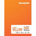 "Clearprint® Field Book Plain 4"" x 6"": Book, 50 Sheets, 6"" x 8"", (model CVB68P2), price per each"