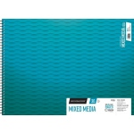 "Grumbacher® Mixed Media Paper 18"" x 24"": 50 Sheets, 18"" x 24"", Mix Media, (model G26460702513), price per each"