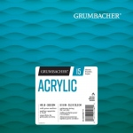 "Grumbacher® Acrylic Paper 8"" x 8"": 15 Sheets, 8"" x 8"", Acrylic, (model G26460800711), price per each"