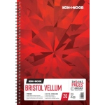 "Koh-I-Noor® Bristol Vellum 11"" x 17"": 20 Sheets, 11"" x 17"", 100 lb, (model K26170401513), price per each"