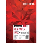 "Koh-I-Noor® Pen Paper 7"" x 10"": 60 Sheets, 7"" x 10"", 80 lb, (model K26170500615), price per each"