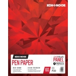 "Koh-I-Noor® Pen Paper 11"" x 14"": 60 Sheets, 11"" x 14"", 80 lb, (model K26170501315), price per each"
