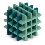 Mindware® KEVA® Color Pops: Teal: Structure, (model MW68542), price per each