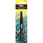 Higgins® Ink Pump Markers: Black/Gray, Refillable, 2mm, (model SN44201CMKRBC), price per each