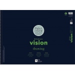 "Strathmore® Vision™ Drawing Pad 18"" x 24"": Pad, 35 Sheets, 18"" x 24"", 64 lb, (model ST643-68), price per 35 Sheets pad"