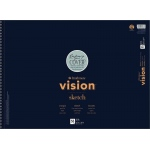 "Strathmore® Vision™ Sketch Pad 18"" x 24"" : Pad, 55 Sheets, 18"" x 24"", 50 lb, (model ST657-68), price per 55 Sheets pad"