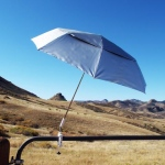 Guerilla Painter Multi-Mount Collapsible Umbrella™ V 2.0