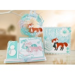 Essentials by Tattered Lace - Snowy Fox
