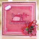 Essentials by Tattered Lace ­ Sewing Machine