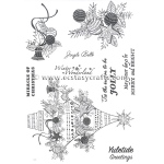 Essentials by Tattered Lace - The Magic of Christmas Tree Die & Stamp Set