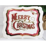 Essentials by Tattered Lace ­ Vintage Merry Christmas