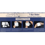 Essentials by Tattered Lace ­ T Bar Slider