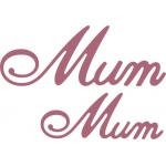 Mum (Set of 2)