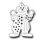 Frantic Stamper  Precision Die - Small Clown