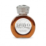 Tonic Studios Nuvo Pure Sheen Glitter - 12 colours 100ml Bottle