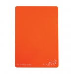Tonic Studios Tangerine Plates - Orange Cutting Plate - 142E