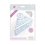 Tonic Studios Dimensions - Cake Slice Box Die Set - 1650E