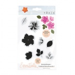 Tonic Studios Bunched Bouquet - Traditional Spray Stamp Set 1 - 1360E
