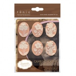 Tonic Studios Forever Moments - Cameo Creative - Florals Set 1 - 050E