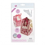 Tonic Studios Dimensions - Cupcake & Treat Box Die Set - 1652E