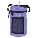 Artbin Mini Yarn Drum, Knitting And Crochet Tote Bag - Periwinkle
