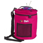 Artbin Yarn Drum, Knitting And Crochet Tote Bag - Raspberry
