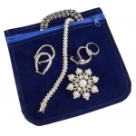 Artbin Anti Tarnish Jewelry Bag 6 X 6