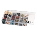 Artbin Slide N Store™ 24 Compartment Sliding Lid Box