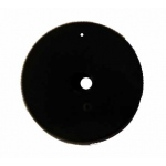 Paasche Model BPC-2 Black Plastic Cover - 2 Holes