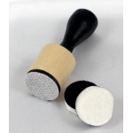 Nellie's Choice  - Small Ink Applicator With 2 Pads Ø2Cm (dauber Dowel Small)