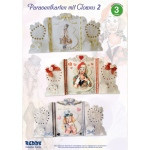 Card Kit - Cards with Clowns 2