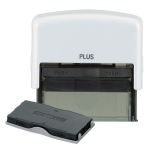 Guard Your ID Large Stamp W/Refill - White