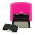 Guard Your ID Small Stamp W/Refill - Pink