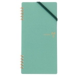 Notebook Slim Ring - Green