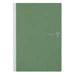 Notebook Wide - Green