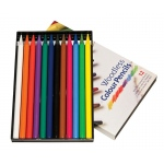 Koh-I-Noor® Woodless Pencil 12-Color Set: Multi
