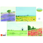 Marianne Design A4 Cutting Sheet Tiny's background: landscape