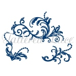 Tattered Lace Dies - Elegant Flourishes