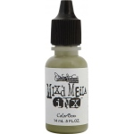 ColorBox® Mix'd Media Inx™ Mossy Pigment Ink Refill: Green, Bottle, Pigment, Refill