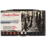 Conte™ Crayon 12-Color Classic Set: Multi, Stick