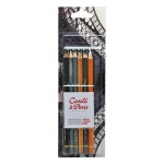 Conte™ 6-Piece Classic Drawing Set: Multi, Drawing