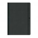 "Prat Paris Flexbook Sketchbooks Size: 8½"" x-12¼"" - Black"