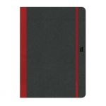 "Prat Paris Flexbook Sketchbooks Size: 8½"" x-12¼"" - Red"